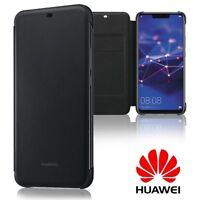 Custodia Huawei Mate 20 Lite Originale - Wallet Flip Cover Case apertura a Libro