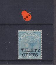 Ceylon QV SG 169 perf 14x14 Mint No Gum (1)