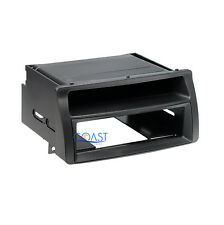 Car Radio Stereo Single DIN Dash Kit Trim Panel for 2003-2008 Toyota Corolla