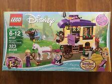 LEGO Disney 41157 Rapunzel's Traveling Caravan NISB FREE SHIP
