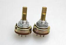 Noble B100K 100K Linear Taper Potentiometer RC Transmitter 225 Degree Rotation