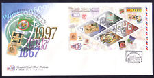 1997 Malaysia 50 Years Philately MALPEX '97 M/S on FDC (Best Buy Offer)