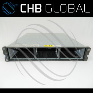 IBM Storwize V5000 2078-24E 24 SSF Expansion Unit with Rails Ears & Power Cables
