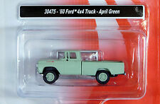 Classic Metal Works 1/87 HO 1960 Ford 4X4 Truck April Green 30475
