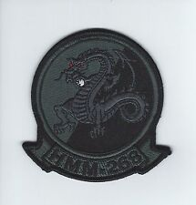 HMM-268 subdued patch