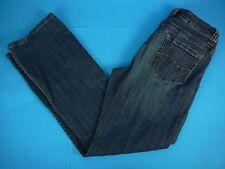 Lee Slender Secret Women's  Lower on Waist Blue Denim Jeans 28 x 30 Girls Women