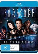 Farscape: The Peacekeeper Wars - Ben Browder NEW B Region Blu Ray