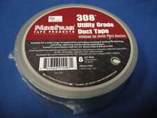 "NEW NASHUA 308 UTILITY GRADE DUCT TAPE SILVER 1.89"" x 60.1yd X 8 MIL MADE IN USA"