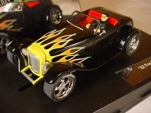Carrera '32 Ford HotRod Classic Black 27202 MB 1/32 slot car