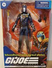 G.I. Joe Classified Series Wave 2 COBRA COMMANDER Exclusive 6 inch Figure Hasbro