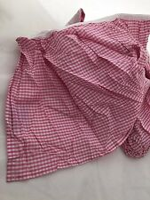 plaid 100% cotton bed skirts | ebay