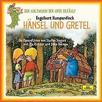 Holzwurm der Oper - Hänsel und Gretel von Richter,Ilja, Do... | CD | Zustand gut