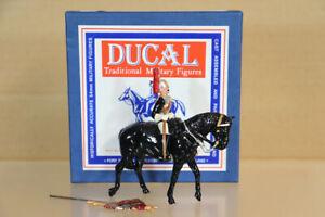 DUCAL ROYAL HORSE GUARD The BLUES & ROYALS MOUNTED REGIMENTAL CORPORAL MAJOR oa