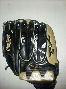 "RAWLINGS RTD212 LHT 12"" Youth Leather Baseball Glove RTD Series Special Edition"