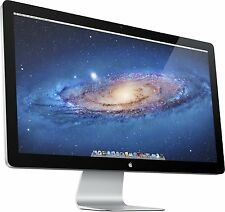 "27"" Apple Cinema LED Display 27""  Widescreen Monitor A1316 MC007LL/A  A+ Grade"