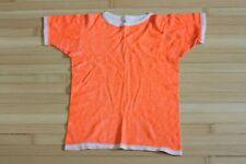 Vintage Reversible Athletic Shirt / Soccer / Rugby / Xs / Orange European / Euro