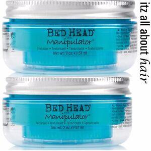 Tigi Bed Head Manipulator 2 x 57ml  (Duo Pack) Authorised Australian TIGI