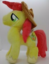 "My Little Pony Bright Mac Mcintosh Plush High Quality New Condition 12"" inch"