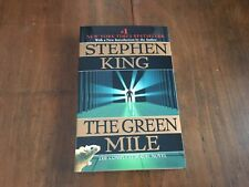 The Green Mile by Stephen King - Complete Serial Novel 997 1st Plume Trade Pb