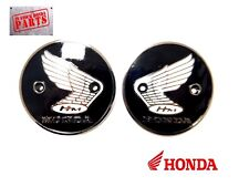 Genuine Honda Fuel Tank Badge Emblems C200 CA95 CA200 CB92 CB160 CL90 S90 OEM
