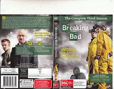 Breaking Bad-2008/13-TV Series USA-[The Complete Third Season-4 Disc]-DVD