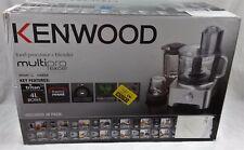 Küchenmaschine, Rührer, Mixer, Zerkleinerer, Kenwood FPM910, silber, B-Ware