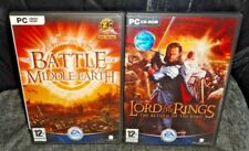 Lord Of The Rings Battle For Middle Earth & Return Of The King PC Game FAST POST