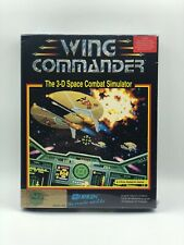 ** Wing Commander ** floppy disks for IBM 3.5 pc, Ms-Dos & Commodore Amiga