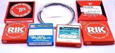ProX Piston Rings Set Bore 53.94-54.00 mm 02.1213 for Honda CR125R 1992-2004