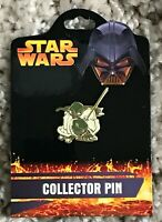 Star Wars Yoda Pin Special Collectible