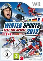 Nintendo Wii Spiel - Winter Sports 2012: Feel the Spirit mit OVP