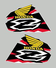 HONDA TANK DECALS REPRO Z50R 1998