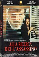Alla ricerca dell'assassino (1989) VHS Penta D. Winger