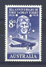 AUSTRALIA - 1958 - 30° primo volo della Tasmania