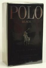 POLO Black by Ralph Lauren  Fragrance  75ml Eau De Toilette Spray  NEW & SEALED