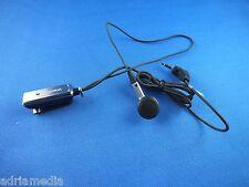 Original Nokia Kopfhörer Headset 8800 Sirocco Arte Silber Schwarz Freischprechen