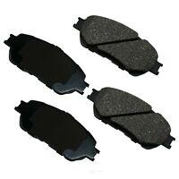 Disc Brake Pad Set-LE Front Akebono ACT906A