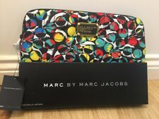 "Marc By Marc Jacobs Multi Neoprene 13 "" Laptop MacBook Air Pro Case Sleeve New"