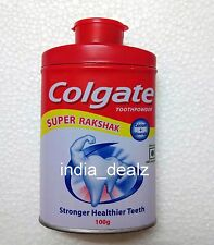 2 x 100 = 200 grams Colgate Toothpowder Tooth Powder with Calcium & Minerals