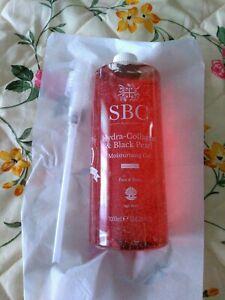 SBC Hydra- Collagen & Black Pearl Moisturising Gel 1000 ml neu