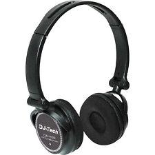 DJ-Tech DJH-555 USB DJ Headphone