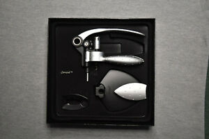 Screwpull Korkenzieher im Karton, selten benutzt inclusive Kapselabschneider
