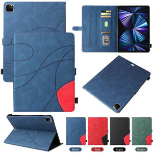 Leather Smart Stand Case Cover For iPad Air 9.7 Pro Air 10.5 10.2 9th 8th Gen 11