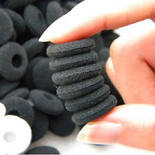24 PCS Soft Black Sponge Foam for Headphones Earphone Cover Ear Pad Hot EW