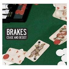Brakes(CD Single)Cease And Desist-Rough Trade-UK-2006-New
