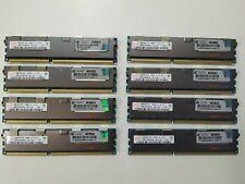 Hynix 64GB 8 x 8GB  8GB 2Rx4 PC3-10600R-9-10-E1 DDR3 1333MHz - 240Pin REG ECC