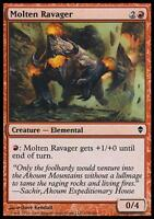 MTG Magic - (C) Zendikar - Molten Ravager - SP