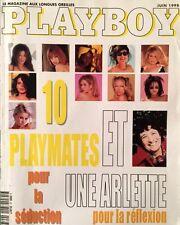 PLAYBOY # 67 France / ALYSSA MILANO SHAUNA SAND SUNG HI LEE DEANNA BROOKS Poster