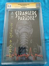 Strangers in Paradise v3 #29 - Abstract - CGC SS 9.8 - Signed by Terry Moore