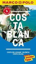 MARCO POLO Reiseführer COSTA BLANCA mit Karte 2017 UNBENUTZT statt 12.99 nur ...